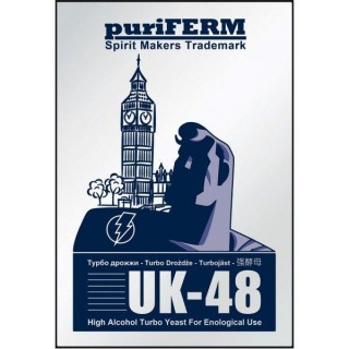 Дрожжи PuriFerm УК-48