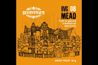 "Дрожжи Beervingem для медовухи ""Mead BVG-08"""