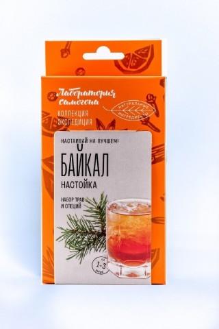 Настойка Лаборатория Самогона Байкал