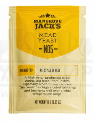 "Дрожжи для медовухи Mangrove Jack's ""Mead M05"", 10 г"