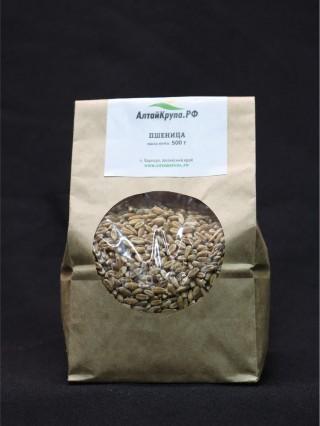 Пшеница очищенная (500 гр.)
