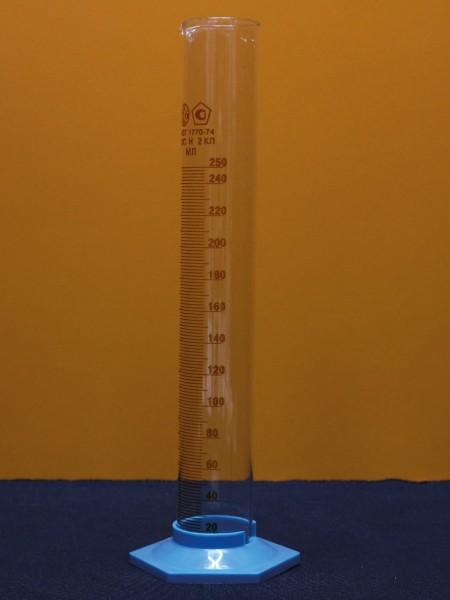 Цилиндр мерный (250 мл.)