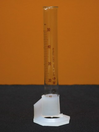 Цилиндр мерный (50 мл.)
