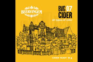 """Дрожжи Beervingem для сидра """"Cider BVG-07"""""""