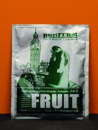 Турбо-дрожжи PuriFerm «Fruit»