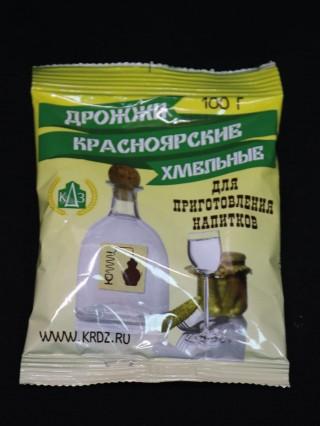 Дрожжи «Красноярские хмельные»