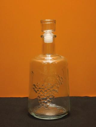 Бутыль стеклянная «Квадрат» (1.5 л.)