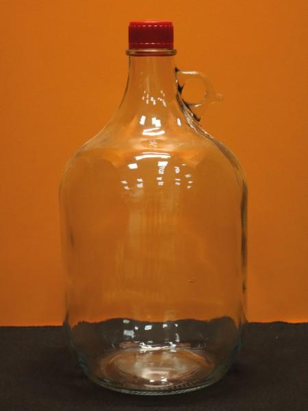 Бутыль стеклянная «Лоза» (5 л.)