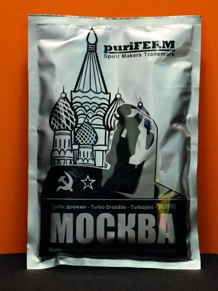 Турбо-дрожжи PuriFerm «Москва»
