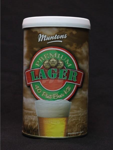 Экстракт Muntons «Lager»