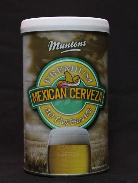 Экстракт Muntons «Mexican Cerveza»