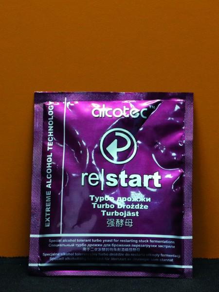 Турбо-дрожжи Alcotec «re|start»