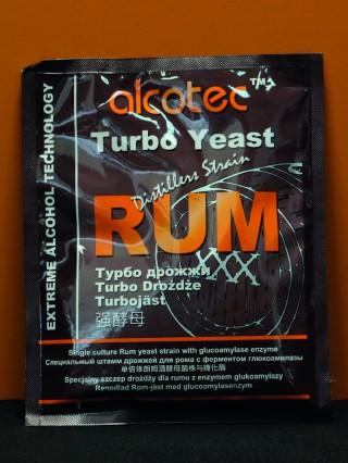 Турбо-дрожжи Alcotec «Rum»
